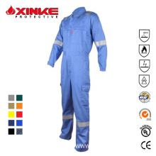 Men's flame retardant&water resistant coverall